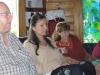 Gyuri, Zsuzska és Csilla a 2008-as nyári táborban