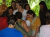 Játék közben - Családi tábor Máriahalom, Biofaluban, 2009. aug.
