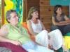 Judit, Jutka és Csilla a 2008-as nyári táborban