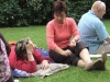 Párosgyakorlat, Klári, Judit és Gyuri a 2008-as nyári táborban